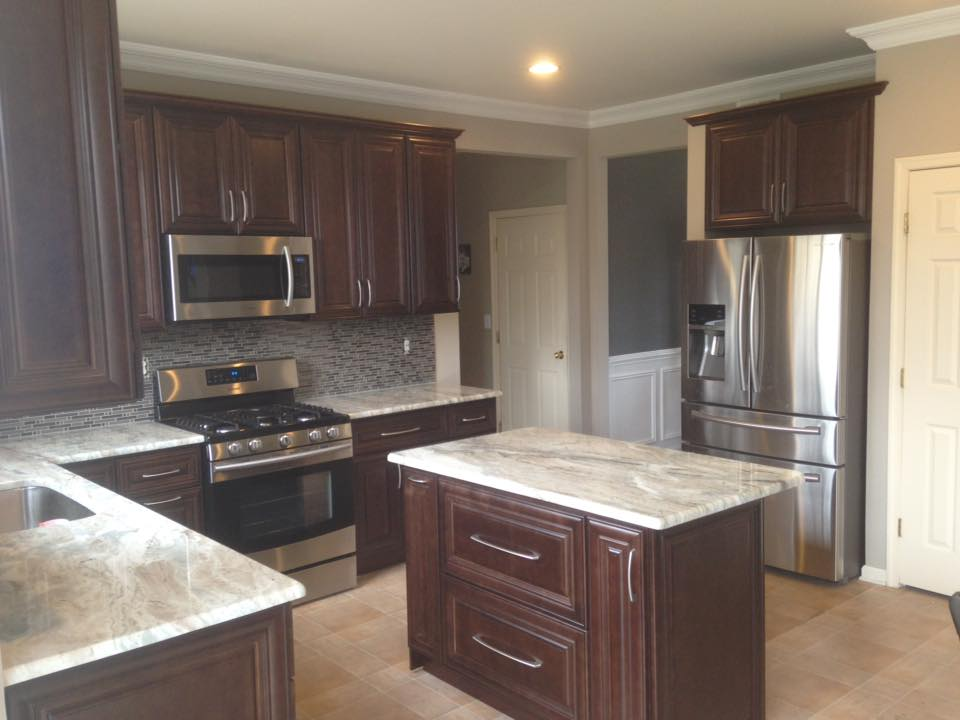 Kitchens Djw Home Improvements Sussex County Nj